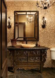 100 beautiful powder rooms luxurious tuscan style malibu