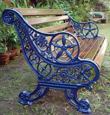 Cast Bench Ends Park Benches From The Cast Iron Company Field Garden Pinterest