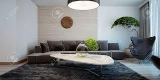 Salon Design Contemporain by
