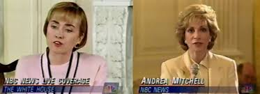 andrea mitchell nbc debate moderator andrea mitchell two decades of spinning the