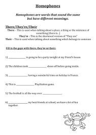 homophones by shdebnam teaching resources tes