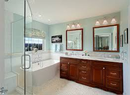 Traditional Vanity Lights Bathroom Estate Bathroom Vanity With Transitional Style Also Art