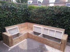 Diy Outdoor Storage Bench Seat by Greencube Garden And Landscape Design Uk Garden Storage Under