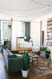 best 25 studio apartments ideas on pinterest studio apartment privacy please ideas for carving out a cozy bedroom in a studio