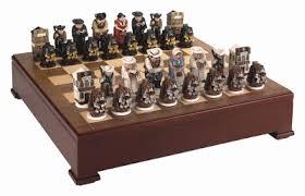 cool chess set chess cowboy cool chess set