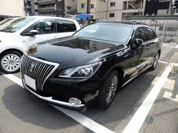 toyota crown file toyota crown majesta u201cf version u201d s214 front jpg wikimedia