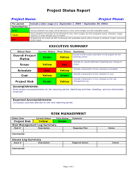 agile project report template and agile status report example