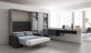 Murphy Beds Chicago Bedroom Contemporary Wall Beds Pertaining To Invigorate Modern
