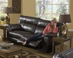 Catnapper Power Reclining Sofa Leather Reclining Sofa Leather By Catnapper 4041