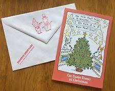 hallmark christmas animals greeting cards u0026 invitations ebay