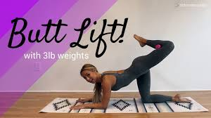 barre class at home at home barre class complete glute workout using 3 lb weights