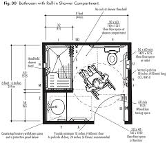 Handicapped Bathroom Showers Ada Design Solutions For Bathrooms With Shower Compartments