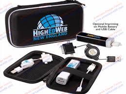 power bank charging gift set custom charge it up kit 2200mah