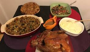 healthy thanksgiving meal plan easy on the sides