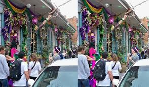mardis gras decorations 3d mardi gras decorations photograph by david samuel