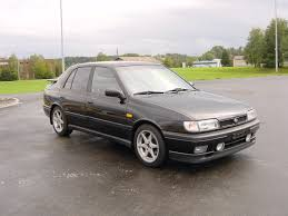 nissan sunny 1992 view of nissan sunny 2 0 i 16v photos video features and tuning