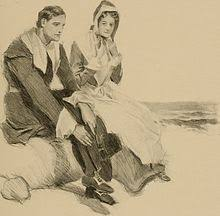 the courtship of standish