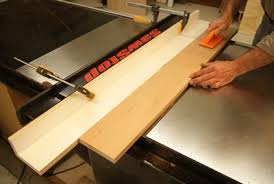can you use a table saw as a jointer how to use your table saw as a jointer woodworker s journal
