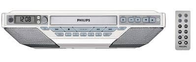 kitchen clock radio aj6111 37 philips