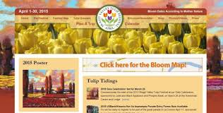 skagit valley tulip festival bloom map skagit valley tulip festival estate on whidbey island