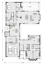 One Story House Plans With Two Master Suites 199 Best House Plans Images On Pinterest House Floor Plans