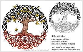 celtic and scottish tattoos custom designer