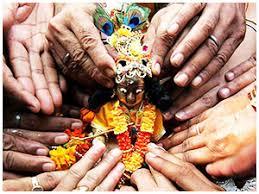 Krishnashtami Decoration Rituals And Customs Of Janmashtami