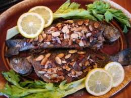 Trout Amandine Trout With Almonds And Lemon Recipe U2013 All Recipes Australia Nz