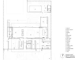 Pool Cabana Floor Plans This Fascinating Square Concrete House Sits On A Small Pedestal