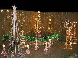 lighting outdoor winter decorations all home ideas