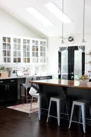 kitchen cabinets and countertops designs kitchen black cabinets white countertops modern white hanging l
