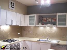 designer glass splashbacks for kitchens