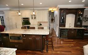Traditional Double Sided Kitchen Perfect Balance Kitchen Wall New Jersey By Design Line Kitchens