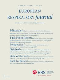 Anatomy And Physiology Of Copd An Official American Thoracic Society European Respiratory Society