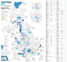 Sussex England Map by Jobs Map Uk 2016 By Nuclear Industry Association Issuu