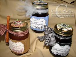 decorated jam jars images jelly jars and decorating