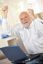 Old Man Meme - create meme grandfather grandfather old man harold hide the