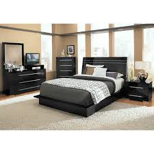 dimora black ii queen bed value city furniture by factory outlet