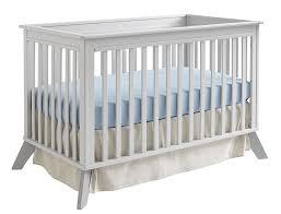 Convertible Crib Vs Standard Crib Sealy Standard Crib Tranquility Gray Baby