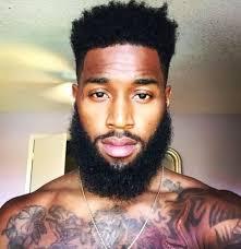 black men haircuts with beards black men beards 69 best beard styles for black men in 2018