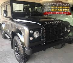 land rover defender diesel 2017 land rover defender 90 highendcars ph