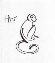 chinese monkey tattoo design tatt pinterest monkey tattoos