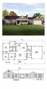 house plans with front and back porches house plans with porches on front and back