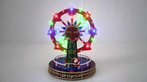 christmas gifts ideas xmas musical ferris wheel christmas