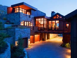 Frank Lloyd Wright Area Rugs Frank Lloyd Wright Meets Mountain Living Home Pinterest