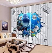 Shark Bedroom Curtains Buy Shark Bedroom Curtains And Get Free Shipping On