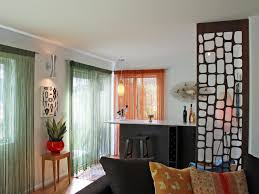 Kitchen Divider Ideas Room Divider Half Wall