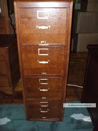wooden file cabinets 4 drawer best cabinet decoration