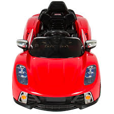 barbie corvette remote control 12v ride on car kids w mp3 electric battery power remote control