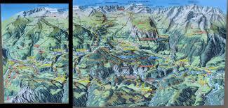 Hiking Maps Elevation Of Crap Masegn Falera Switzerland Maplogs